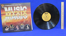 Vintage LP Record 1977 Music Magic Commodores Player Samantha Sang Meco