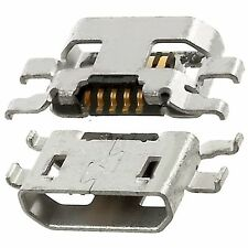 """CONNETTORE 5 PIN RICARICA PORTA Micro USB dock CARICA x LG BELLO 2 II 5.0"""" X150"""