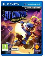 Sly Cooper: Thieves In Time / PlayStation Vita / PAL