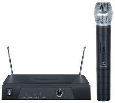 VHF Wireless Radio Handheld Microphone 174.5 DJ Disco Karaoke **Made by Kam **