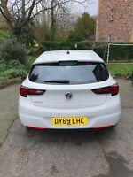 Vauxhall Astra 1.4 Turbo Elite Sat Nav 2019