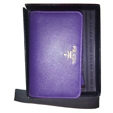 Prada Saffiano Wallet Small