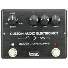 MXR Custom Audio Electronics MC-402 Boost / Overdrive Guitar Effect Pedal - New