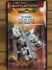 Battletech Atlas Mech Minuature 20-942RE Click for more Savings!
