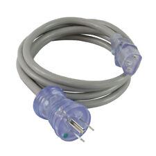 Conntek 25117 NEMA 5-15P to IEC320 C13 Hospital Grade Power Cord, 15ft. 18AWG