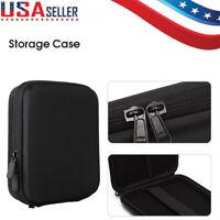 Hard Carrying Travel Storage Case Bag for External USB DVD CD Blu-ray Rewriter