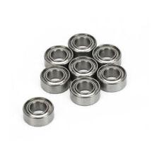 ECX RC ECX1015 Metal Shield Wheel Bearing Set (8)