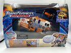 Transformers Voyager Class Armada Powerlinx Red Alert & Longarm Mini-con & Comic