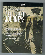 NEIL YOUNG JOURNEYS - JONATHAN DEMME - BLU-RAY COMME NEUF
