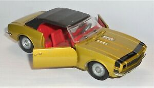 CORGI TOYS -  CHEVROLET SS350 CAMARO 1968-71