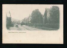 Scotland Perthshire KILLIN Main St street scene c1902 u/b PPC