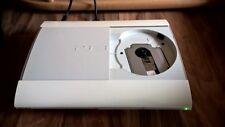 Sony Playstation 3 Super Slim 500GB Weiß + 2 original Kontroller und 3Spiele