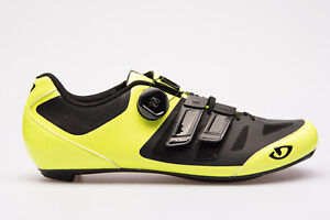 Giro Sentrie Techlace Cycling Shoes Men highlight yellow/black uk 9.5 sale