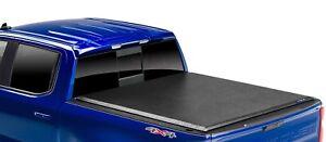 Lund For 96-04 Dodge Dakota 6.5' Genesis Roll Up Truck Bed Tonneau Cover - 96049