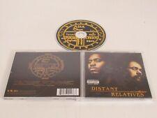 Nas & Damian Marley – Distant Relatives /Def Jam Recordings – 2741176 CD ALBUM