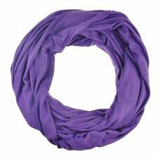 Sciarpe, foulard e scialli da donna viola in poliestere