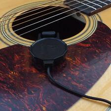 Dragonpad Acoustic Guitar Ukulele Pickup Clip On Original Tone Portable Design S