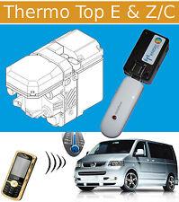 GSM Handy Fernbedienung für Standheizung (USB) Webasto Thermo Top E & Z/C