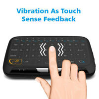 AM_ EG_ EE_ FA- 2.4GHz Mini Wireless Touch Keyboard Air Mouse for PC Laptop Andr