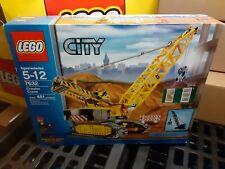 Lego City 7632 Large Crawler Crane - New Sealed (Box Wear)