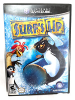 Surf's Up NINTENDO GAMECUBE GAME COMPLETE CIB Tested ++ WORKING
