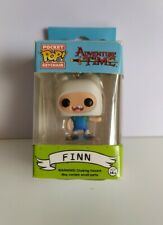 Llavero Adventure Time Finn Mini Pocket Pop FUNKO Figura Llavero #2