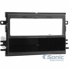 Metra 99-5815 Single/Double DIN Install Dash Kit for 04-12 Ford/Lincoln/Mercedes