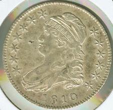 1810 Capped Bust Half Dollar O#102 - Choice EF