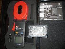Digital Earth Ground Resistance Clamp Meter Tester 0-1000 ohm UT273