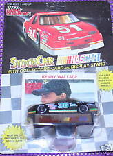 KENNY WALLACE #36 COX TREATED LUMBER 1991 PETTY BACK