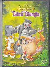 Il libro della giungla (1967) DVD - EX NOLEGGIO - OLOGRAMMA TONDO