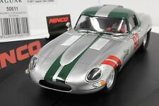 NINCO 50611 JAGUAR XKE E-TYPE ROADSTER 20,000 RPM MOTOR NEW 1/32 SLOT CAR