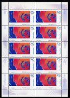 Bundesrepublik Sammlung 10er KLBG 2000 DM Werte postfrisch