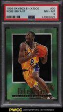 1996 Skybox E-X2000 Kobe Bryant ROOKIE RC #30 PSA 8 NM-MT
