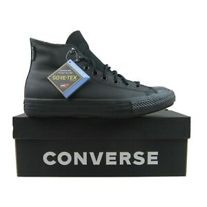 Converse GORE-TEX CTAS Black Winter Waterproof Sneaker Boot 165935C Mens Size