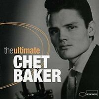 CHET BAKER (2 CD) THE ULTIMATE ~ JAZZ TRUMPET/VOCAL~BLUE NOTE~BEST~HITS *NEW*