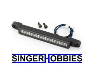 Traxxas 7884 LED light bar Front high-voltage X-Maxx 40 white LEDs NEW TRA1