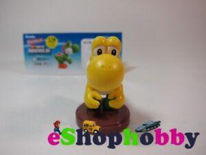 Furuta Choco Egg Super Mario Bros.Part 4 Wii Figure #3 Yoshi Yellow