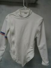 Santelli women Fencing gear Jacket sz M