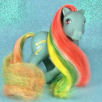 Twisty Tail - My Little Pony - Brush 'n Grow - G1 Vintage Hasbro