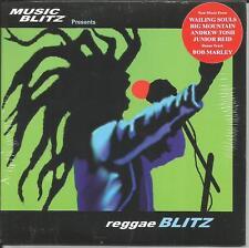 PROMO CD w/ BOB MARLEY Big Mountain WAILING SOULS Junior Reid SEALED 2000 USA