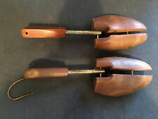 2 Vintage Rochester Wood Shoe Stretchers Keepers Shoe Tree No 5 Gene