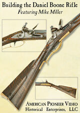 Building the Daniel Boone Rifle featuring Mike Miller (DVD) / Kentucky rifle