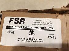 FSR HV-CTL 17493  Huddle VU controller