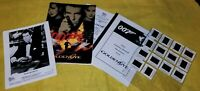 GOLDENEYE original press kit JAMES BOND 14 photos 14 slides dossier BROSNAN 95