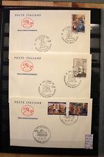 LOTTO FDC CAVALLINO ANNO 1997 (F73305)