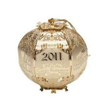 Settlers of Catan: Cut Brass Ornament - 2011 Wood