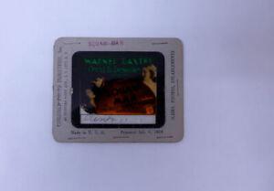 The Squaw Man 1931 Film Original Movie Glass Slide Magic Lantern