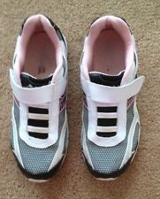 GIRLS SMARTFIT SHOES SIZE 3 1/2 W SNEAKERS ATHLETIC SUPER NICE!!!!!