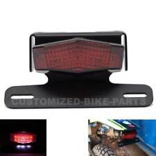 Motorcycle Tail Tidy Mount License Plate - SUZUKI DRZ400 S/SM/E DR-Z 400 DRZ400E